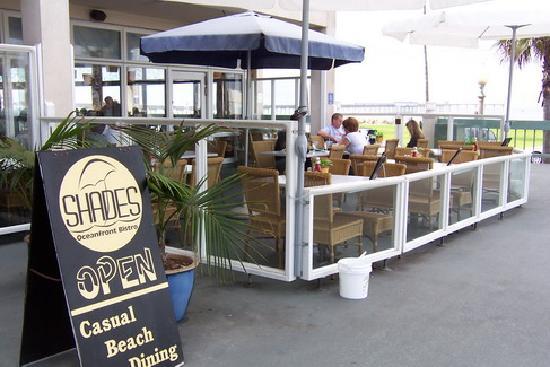 Shades Oceanfront Bistro