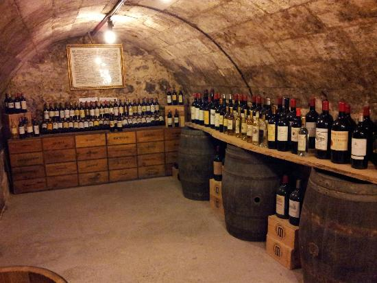 Can I take this collection home? - Picture of Musee du Vin et du ...
