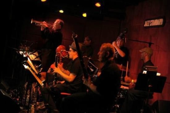 Mingus Dynasty at Jazz Standard