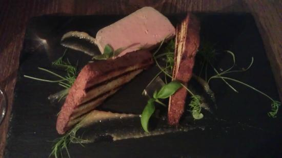 The Shoulder at Hardstoft: Starter - Pate