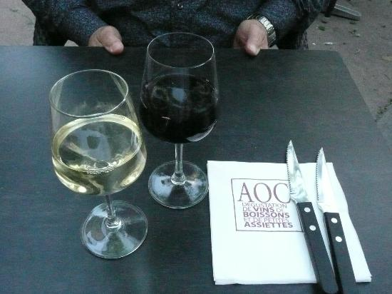 AOC 84 : The palatable house wines