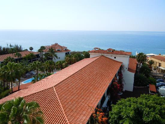 Hotel Parque Tropical : Vista dalla torre