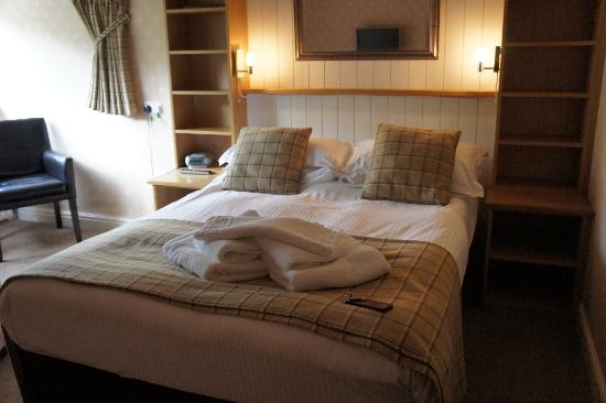 Woodlands Windermere: Bed