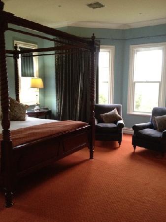 Woodman Estate: spa room