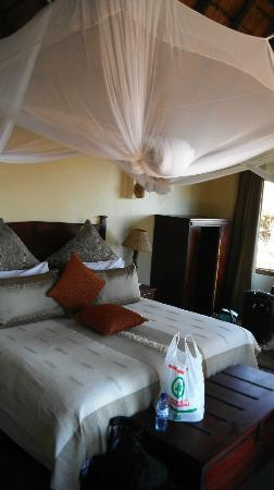 Muchenje Safari Lodge: Room