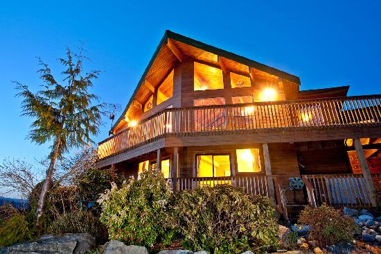 Soule Creek Lodge: Lodge