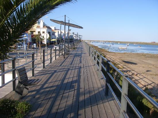 Cabanas, البرتغال: The Board Walk