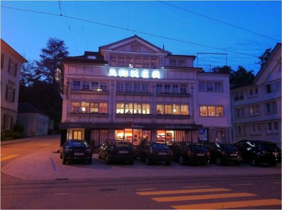 Anker Hotel: Restaurant & Hotel Anker, Teufen