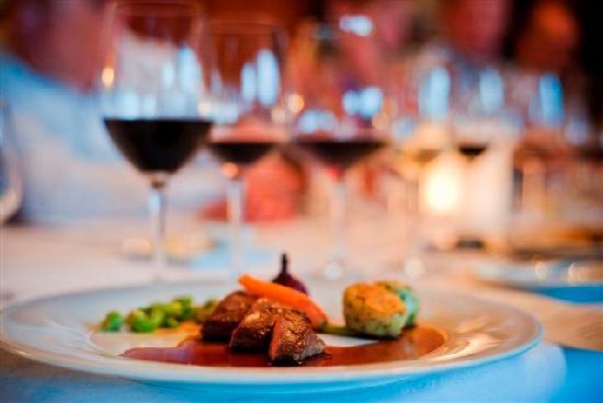 Haida Gwaii (Queen Charlotte Islands), Kanada: Gourmet dining