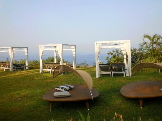 Banyan Tree Cabo Marques: en la alberca principal
