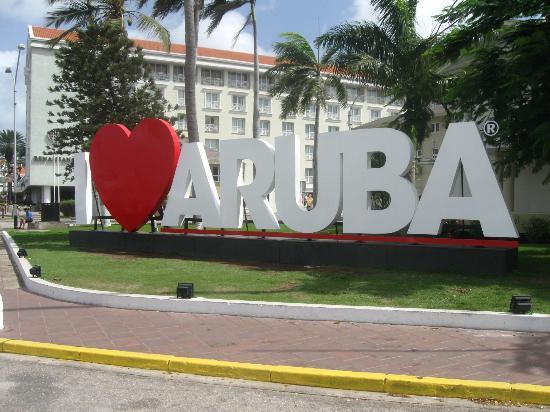 A1 Apartments Aruba: Paseo obligado en Aruba
