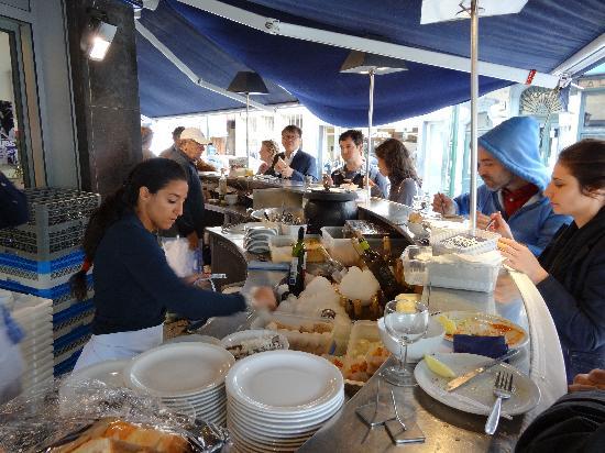 Noordzee photo de noordzee mer du nord bruxelles for Ambiance cuisine bruxelles