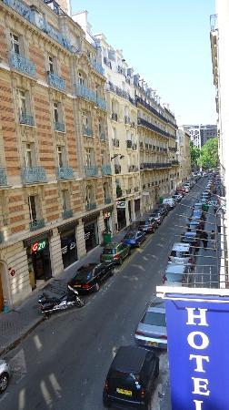 Hotel Saint-Ferdinand by HappyCulture: veiw