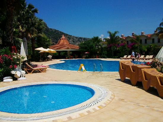 Dalyan Resort: Beautiful clean pool