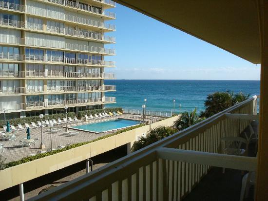 sea view picture of ocean sky hotel resort fort. Black Bedroom Furniture Sets. Home Design Ideas