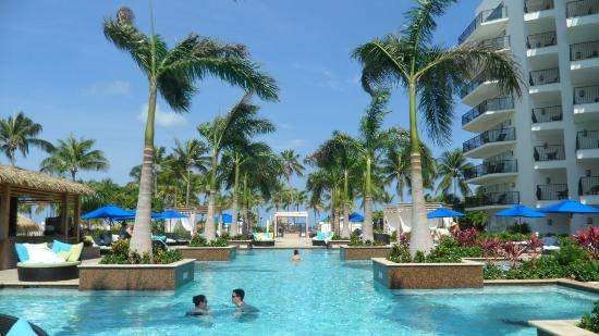 Aruba Marriott Resort Stellaris Pool