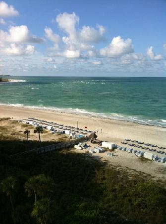 Resort at Longboat Key Club : view from the room
