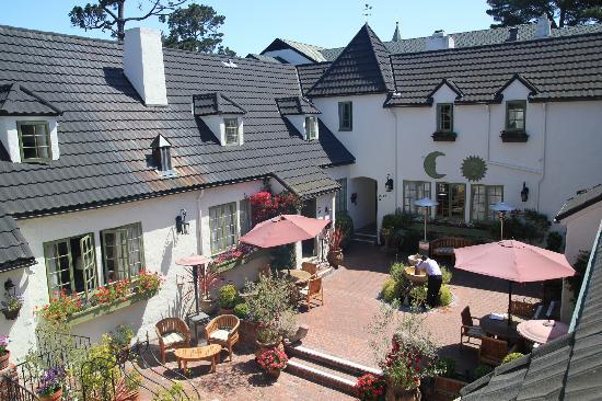 L'Auberge Carmel: King Rm View