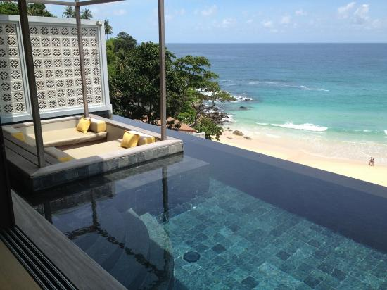 The Shore at Katathani: Private Infinity Pool
