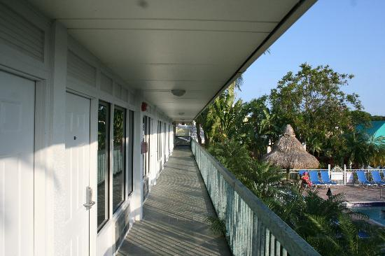 Holiday Inn Key Largo: upper level