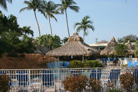 Holiday Inn Key Largo: tiki hut