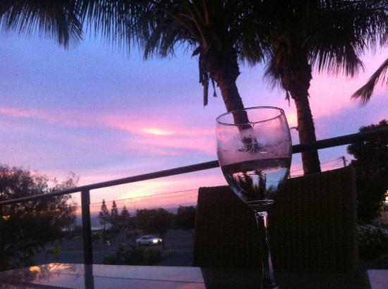 แพลนเทชั่นรีสอร์ทแอทเรนโบว์: View from Balcony - AMAZING!