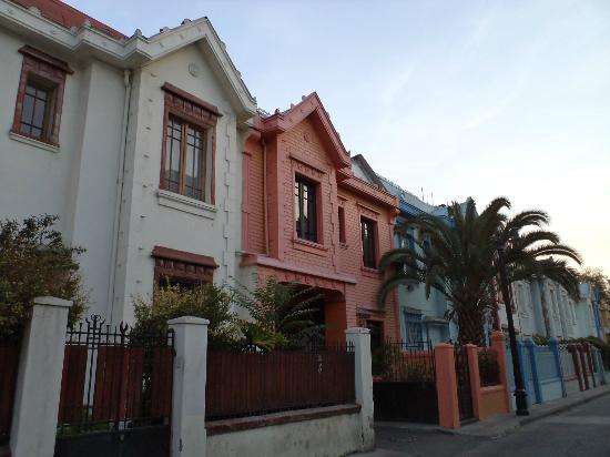 Casa de Triana: Calle Vina del Mar