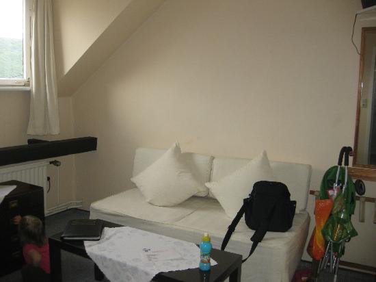 Boppard Hotel Ohm Patt: Couch