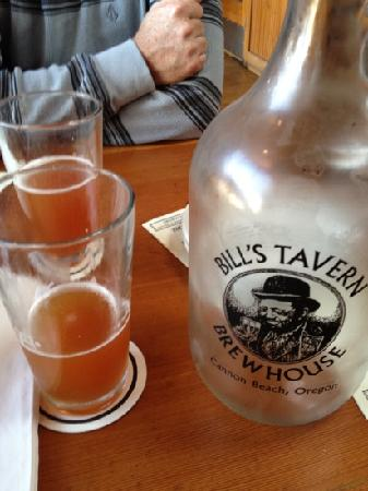 Bill's Tavern & Brewhouse : great brew