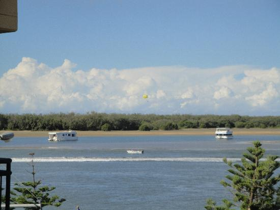 Windsurfer Resort: Overlooking the Broadwater