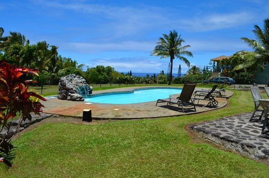 Maui Ocean Breezes: 40 ft saltwater pool