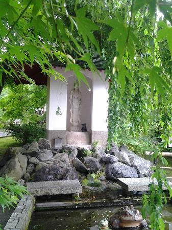Tenryuji Temple: Serenity Buddha