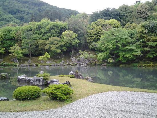 Tenryuji Temple: Wonderful Garden