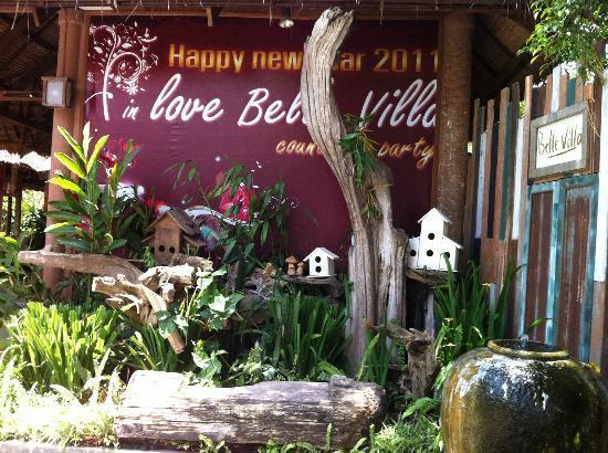 Belle Villa Resort Pai : near lobby