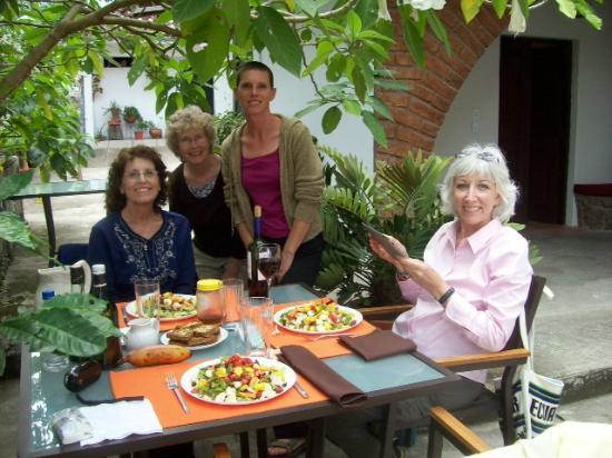 Santuario Hibiscus: Delightful dining!