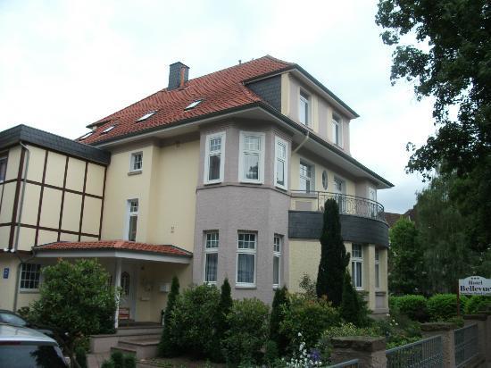 Hotel Bellevue: Residential area