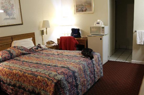 Howard Johnson Express Inn Monterey Seaside: room view