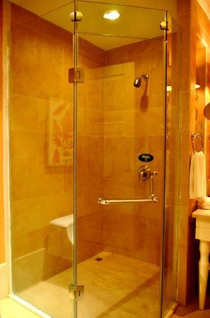 Fontana Leisure Parks & Casino: Shower