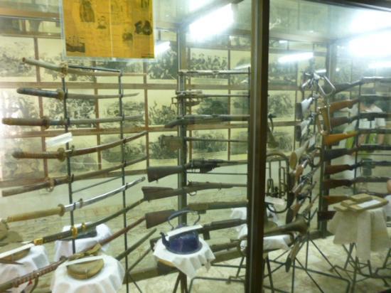 syasinn - Picture of JEATH War Museum, Kanchanaburi ...