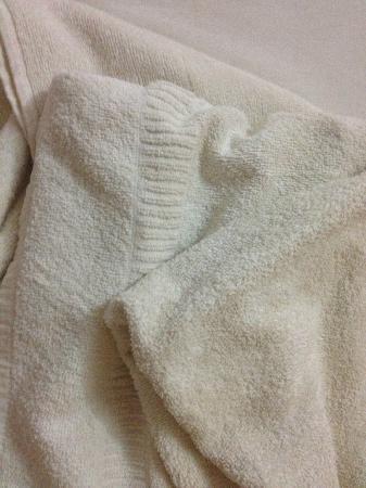 سو ماي ريزورت: Bathroom towels