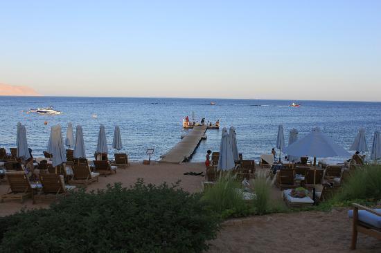 Four Seasons Resort Sharm El Sheikh: Beach area