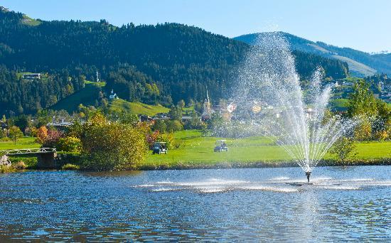 Kaiserhof: Golfplatz Wilder Kaiser