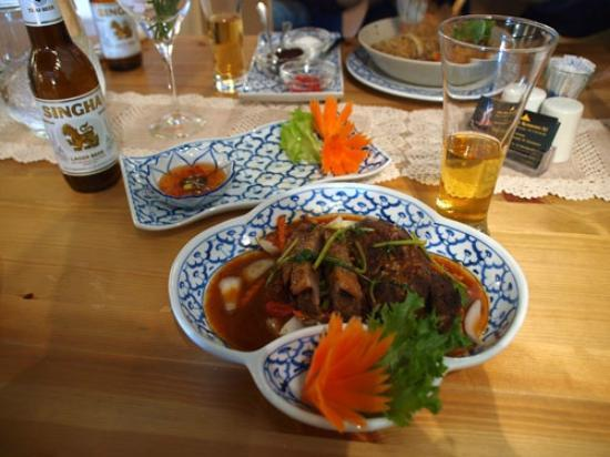 Thai House Restaurant: Good food