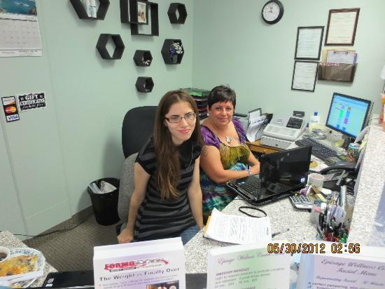 Episage Wellness Center : Friendly staff