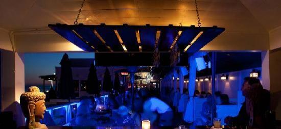 Moonshadows: Blue Lounge