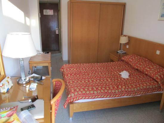 Hotel Athena: Enkel rum