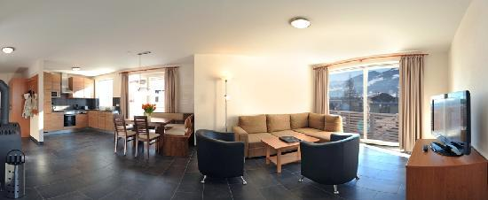 AlpenParks Residence Bad Hofgastein: Appartement