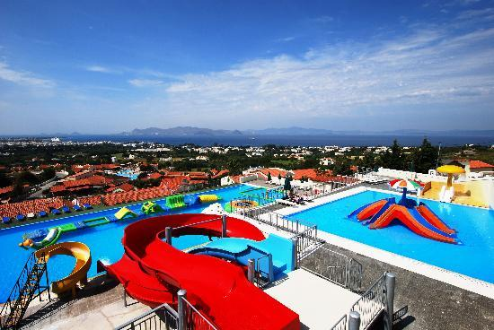 Aegean View Aqua Resort: water park