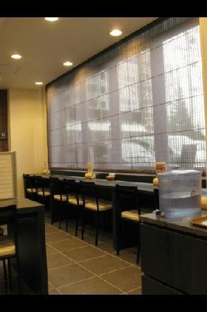 ซูเปอร์โฮเต็ล อาชิคาวะ: 舒適用餐區Free Wifi