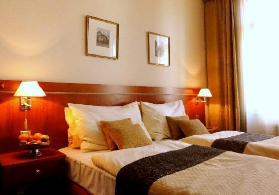 Hotel Raffaello: room